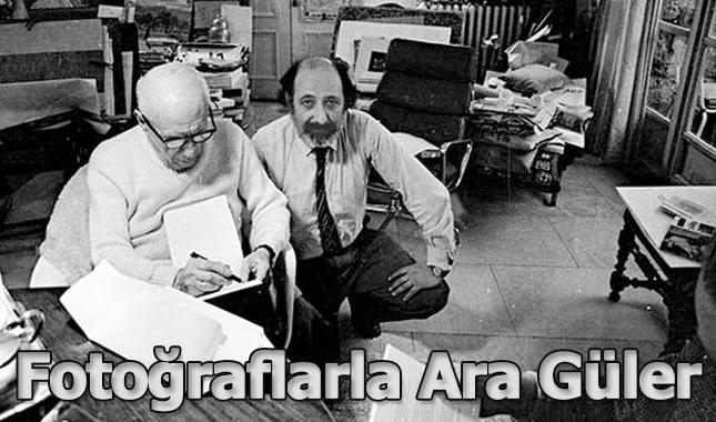 Ara Güler'in fotoğraf galerisi! Güler'in çektiği tüm fotoğraflar A24