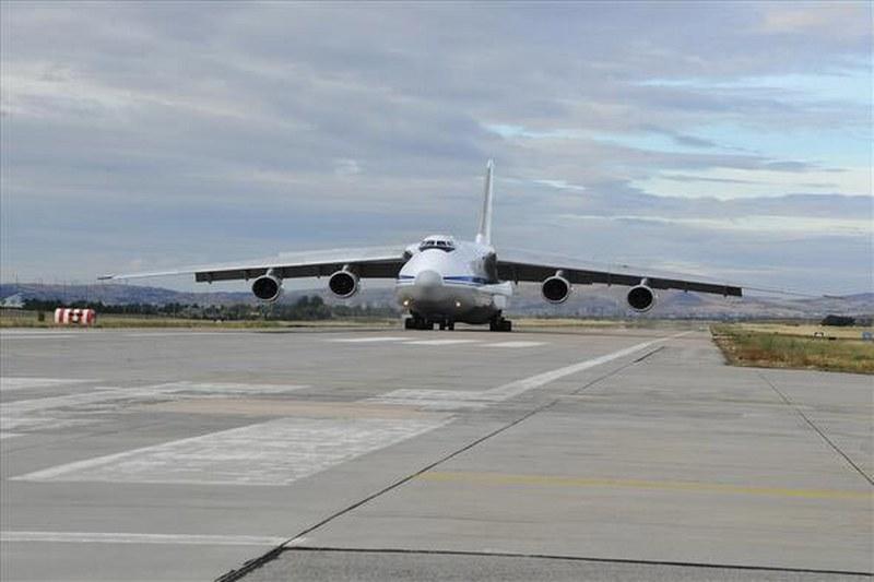 S-400 teslimatından ilk görüntüler paylaşıldı A24