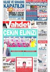Vahdet Gazetesi Gazetesi