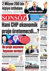 Ankara Son Söz Gazetesi