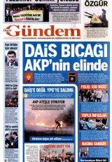 Özgür Gündem Gazetesi