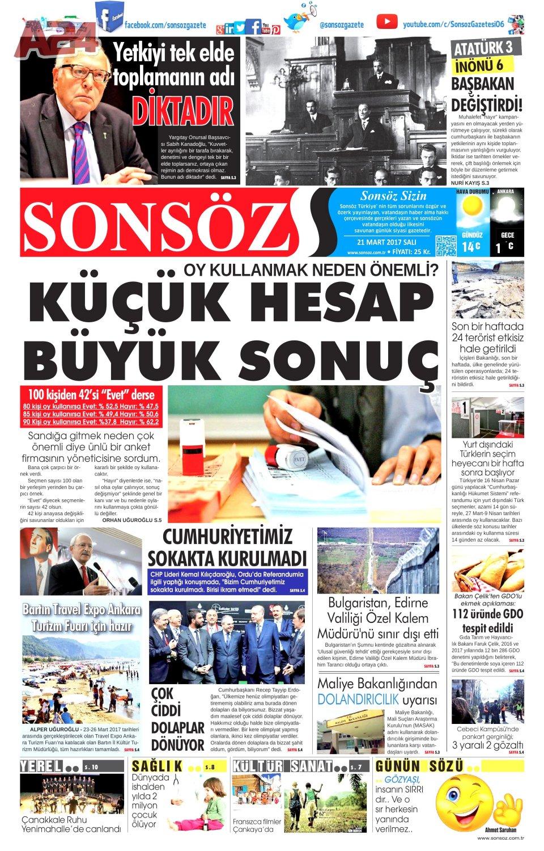 Ankara Son Söz