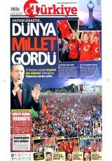 Türkiye Gazetesi Gazetesi